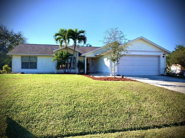 3830 SW Lachine Street, Port Saint Lucie, FL 34953 (MLS #RX-10676474) :: Berkshire Hathaway HomeServices EWM Realty
