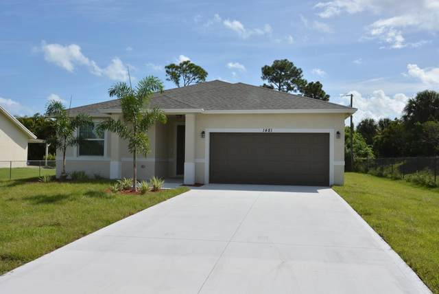 5290 NW Conley Drive, Port Saint Lucie, FL 34986 (MLS #RX-10676558) :: Miami Villa Group