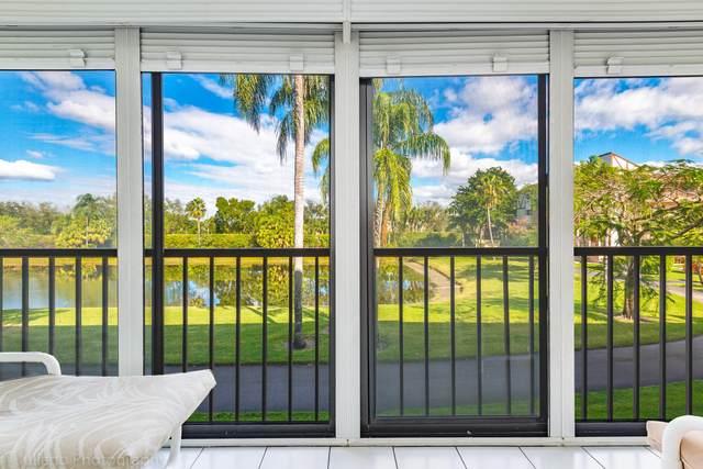 7321 Amberly Lane #208, Delray Beach, FL 33446 (#RX-10676580) :: Signature International Real Estate
