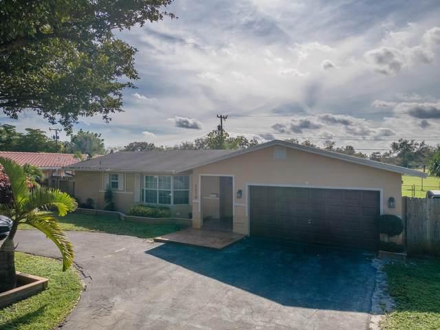 5510 SW 8th Street, Plantation, FL 33317 (MLS #RX-10676640) :: Berkshire Hathaway HomeServices EWM Realty
