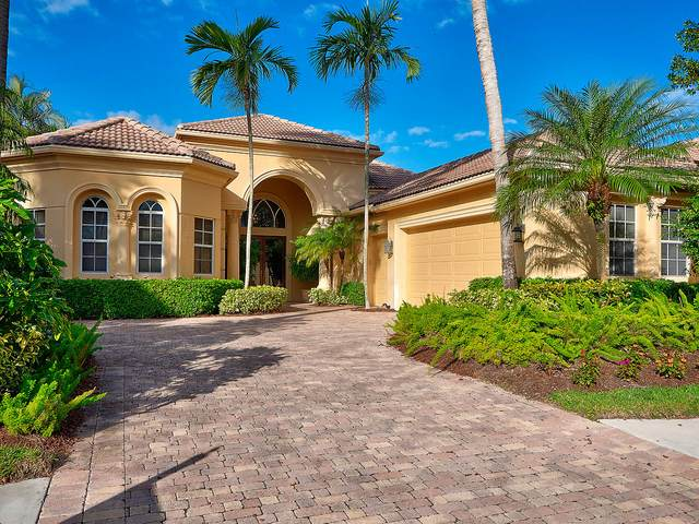 112 Coconut Key Court, Palm Beach Gardens, FL 33418 (MLS #RX-10676824) :: Laurie Finkelstein Reader Team