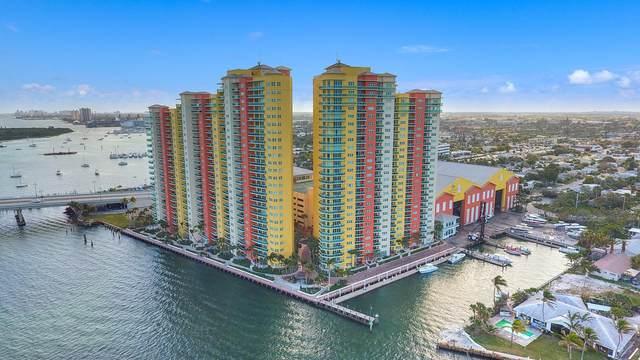 2650 Lake Shore Drive #505, Riviera Beach, FL 33404 (#RX-10676883) :: Signature International Real Estate