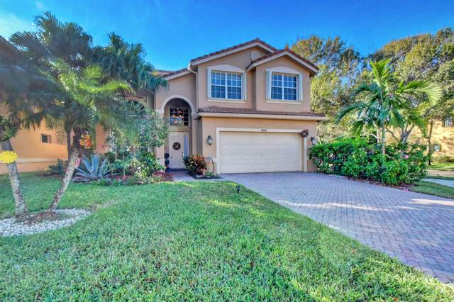 4830 N Classical Boulevard, Delray Beach, FL 33445 (MLS #RX-10676899) :: THE BANNON GROUP at RE/MAX CONSULTANTS REALTY I