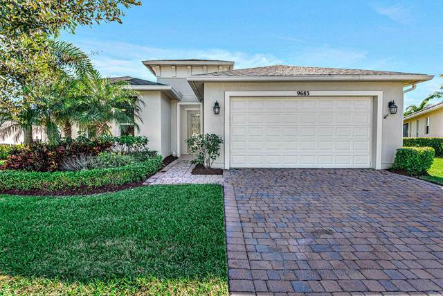 9683 SW Royal Poinciana Drive, Port Saint Lucie, FL 34987 (MLS #RX-10676997) :: Laurie Finkelstein Reader Team