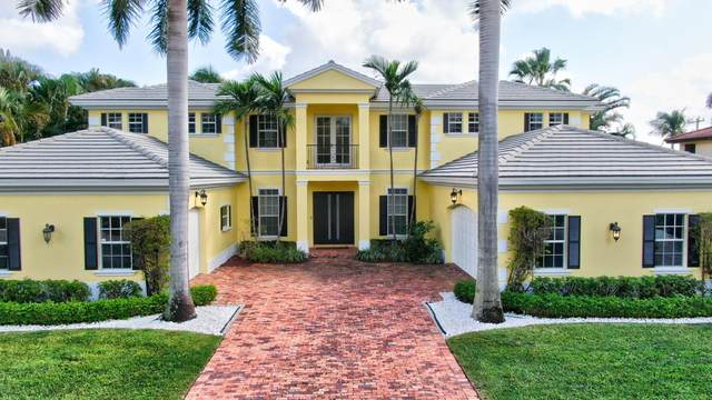 8050 Fairway Trail, Boca Raton, FL 33487 (#RX-10677022) :: Ryan Jennings Group