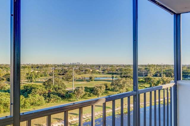 4164 Inverrary Drive #902, Lauderhill, FL 33319 (#RX-10677028) :: Realty One Group ENGAGE