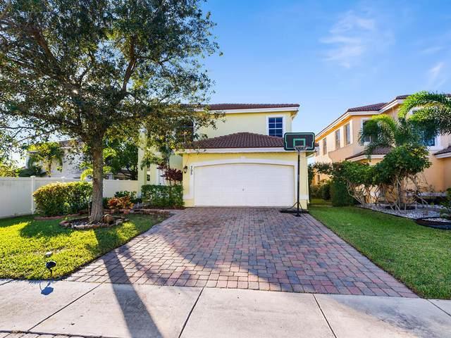 795 Perdido Heights Drive, West Palm Beach, FL 33413 (MLS #RX-10677057) :: Miami Villa Group