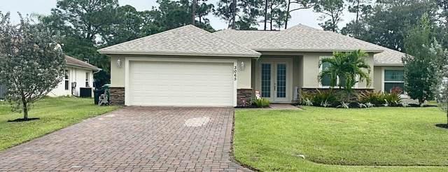 3065 SW Collings Drive, Port Saint Lucie, FL 34953 (MLS #RX-10677157) :: Miami Villa Group