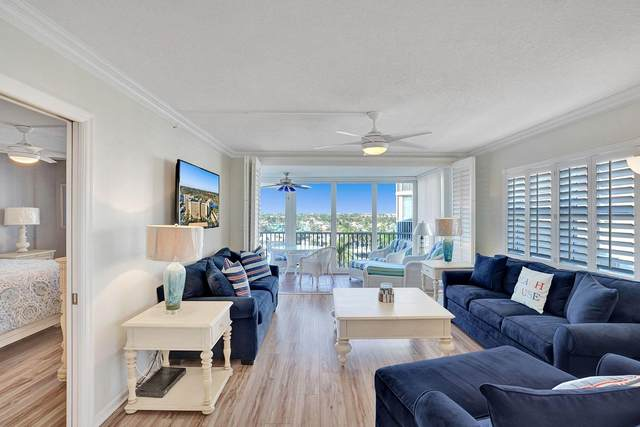 3224 S Ocean Boulevard 909-B, Highland Beach, FL 33487 (#RX-10677640) :: Signature International Real Estate