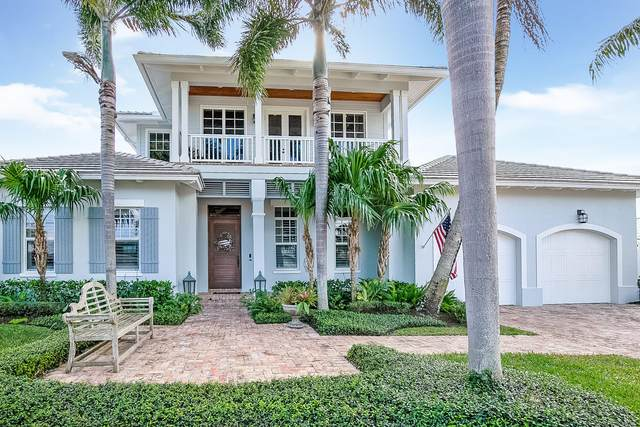 16 Tradewinds Circle, Tequesta, FL 33469 (MLS #RX-10677763) :: THE BANNON GROUP at RE/MAX CONSULTANTS REALTY I