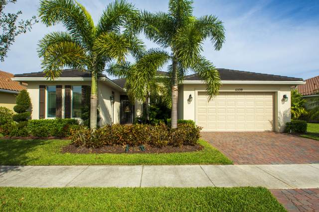 11539 SW Apple Blossom Trail SW, Port Saint Lucie, FL 34987 (MLS #RX-10677939) :: Laurie Finkelstein Reader Team