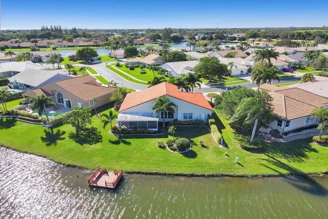 5496 White Sands Cove, Lake Worth, FL 33467 (MLS #RX-10677956) :: Laurie Finkelstein Reader Team