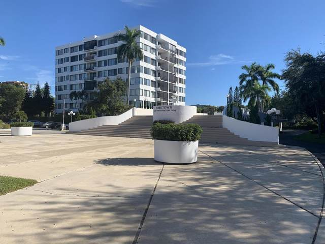 1500 Presidential Way #202, West Palm Beach, FL 33401 (#RX-10678012) :: Baron Real Estate