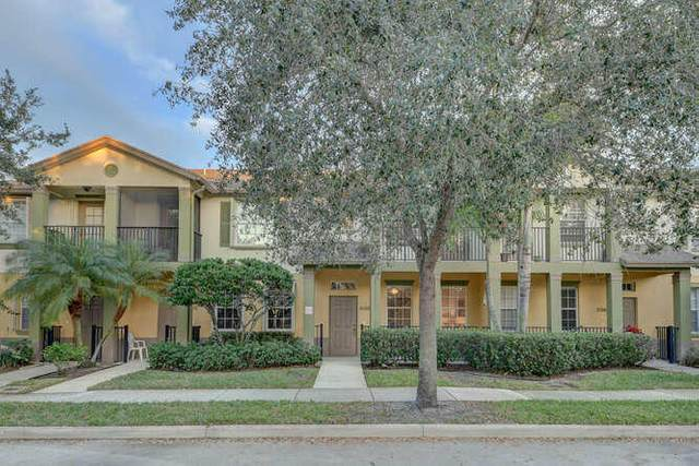 2108 SE Grand Drive #2108, Port Saint Lucie, FL 34952 (#RX-10678126) :: Realty One Group ENGAGE