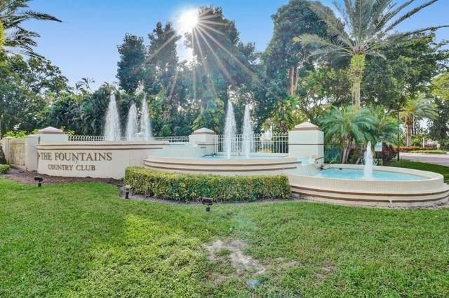 4260 D.Este Court #206, Lake Worth, FL 33467 (MLS #RX-10678319) :: Berkshire Hathaway HomeServices EWM Realty
