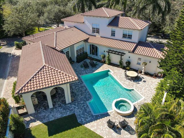 115 Santander Drive, Jupiter, FL 33458 (MLS #RX-10678396) :: THE BANNON GROUP at RE/MAX CONSULTANTS REALTY I