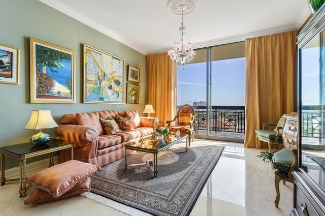 801 S Olive Avenue #904, West Palm Beach, FL 33401 (#RX-10678493) :: The Power of 2   Century 21 Tenace Realty