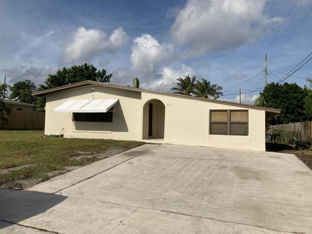 911 W Central Street, Lantana, FL 33462 (MLS #RX-10678746) :: THE BANNON GROUP at RE/MAX CONSULTANTS REALTY I