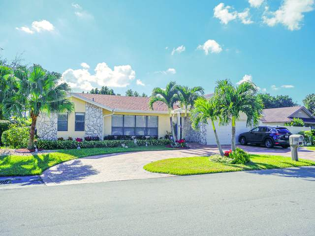 8330 NW 80th Place, Tamarac, FL 33321 (MLS #RX-10678751) :: THE BANNON GROUP at RE/MAX CONSULTANTS REALTY I