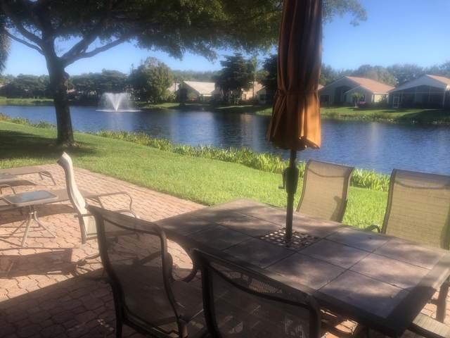 10108 Diamond Lake Road, Boynton Beach, FL 33437 (MLS #RX-10678770) :: The Paiz Group