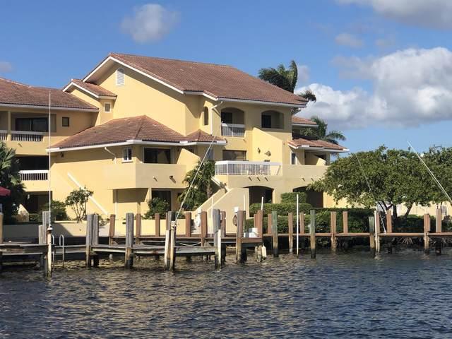 931 Palm Trail #8, Delray Beach, FL 33483 (#RX-10678893) :: The Rizzuto Woodman Team