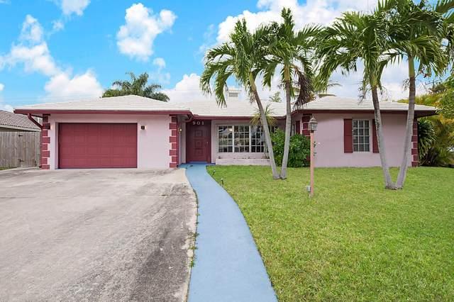 901 SW 12th Avenue, Boca Raton, FL 33486 (MLS #RX-10678988) :: Miami Villa Group