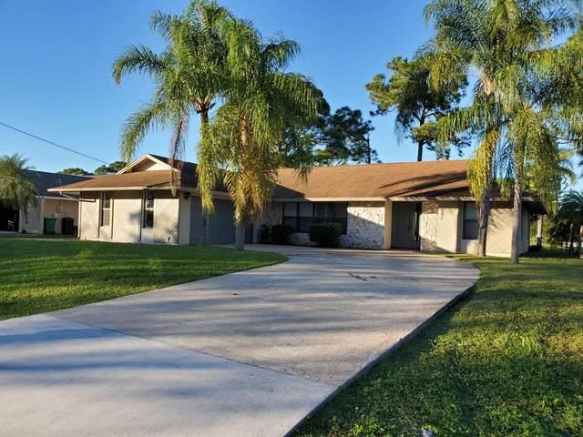 101 SW Chapman Avenue, Port Saint Lucie, FL 34984 (MLS #RX-10679004) :: Miami Villa Group