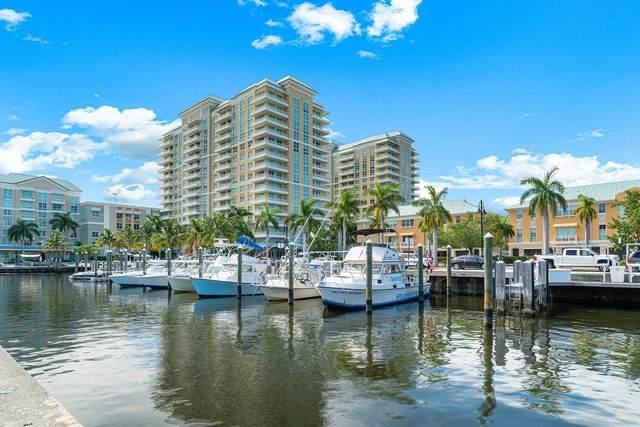 700 E Boynton Beach Boulevard #209, Boynton Beach, FL 33435 (MLS #RX-10679036) :: Berkshire Hathaway HomeServices EWM Realty