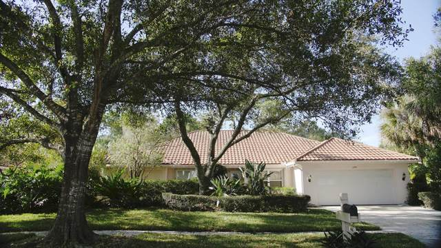 6454 Winding Lake Drive, Jupiter, FL 33458 (MLS #RX-10679113) :: Laurie Finkelstein Reader Team