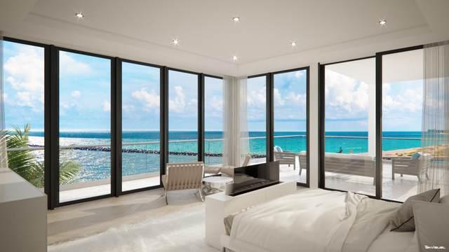 206 Inlet Way Ph, Palm Beach Shores, FL 33404 (#RX-10679114) :: IvaniaHomes | Keller Williams Reserve Palm Beach