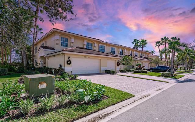 9774 Bowline Drive #201, West Palm Beach, FL 33411 (MLS #RX-10679325) :: Laurie Finkelstein Reader Team