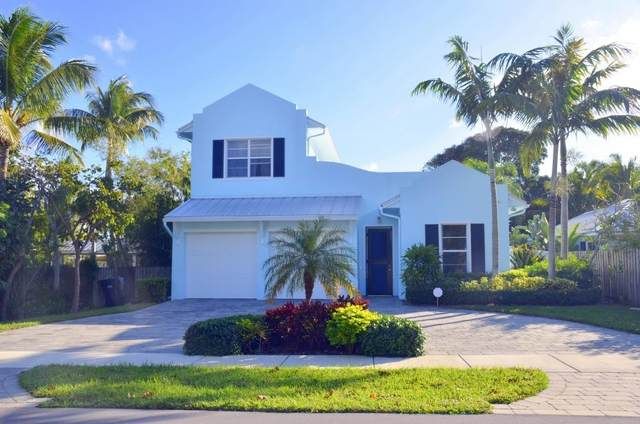 110 NE 10th Street, Delray Beach, FL 33444 (#RX-10679364) :: Signature International Real Estate