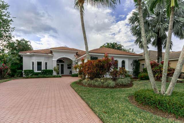 7549 Ironhorse Boulevard, West Palm Beach, FL 33412 (MLS #RX-10679452) :: Laurie Finkelstein Reader Team