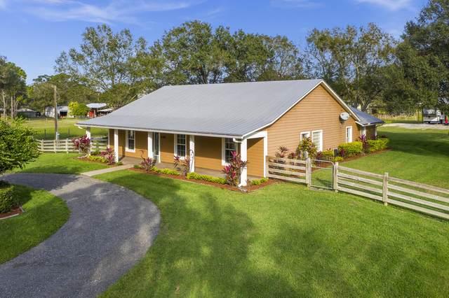 6381 Peterson Road, Fort Pierce, FL 34947 (MLS #RX-10679457) :: Berkshire Hathaway HomeServices EWM Realty
