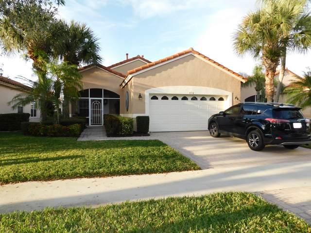 454 NW Lismore Lane, Port Saint Lucie, FL 34986 (MLS #RX-10679600) :: Miami Villa Group
