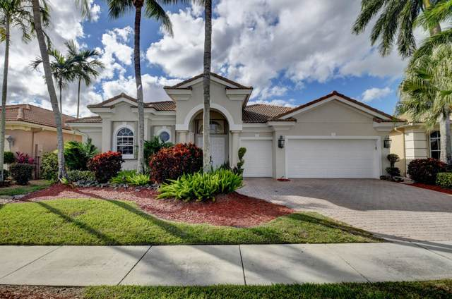 15953 Brier Creek Drive, Delray Beach, FL 33446 (MLS #RX-10680096) :: THE BANNON GROUP at RE/MAX CONSULTANTS REALTY I