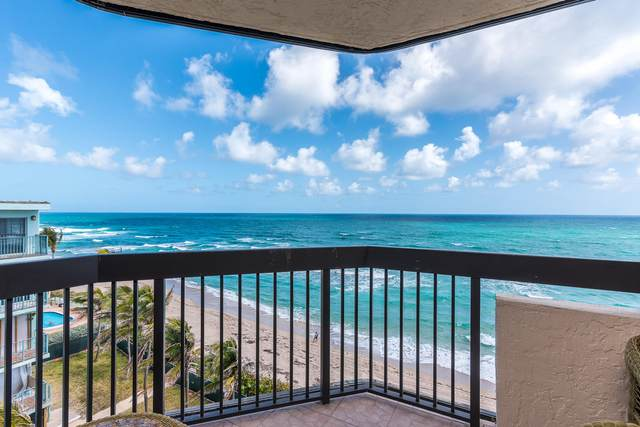 1155 Hillsboro Mile #606, Hillsboro Beach, FL 33062 (#RX-10680107) :: Signature International Real Estate