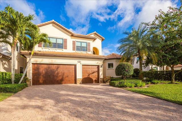 240 Gardenia Isles Drive, Palm Beach Gardens, FL 33418 (MLS #RX-10680277) :: THE BANNON GROUP at RE/MAX CONSULTANTS REALTY I