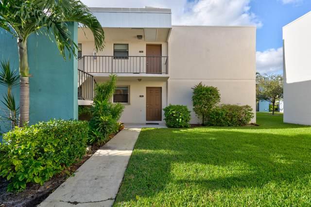 517 Dotterel Road 31B, Delray Beach, FL 33444 (#RX-10680399) :: Ryan Jennings Group