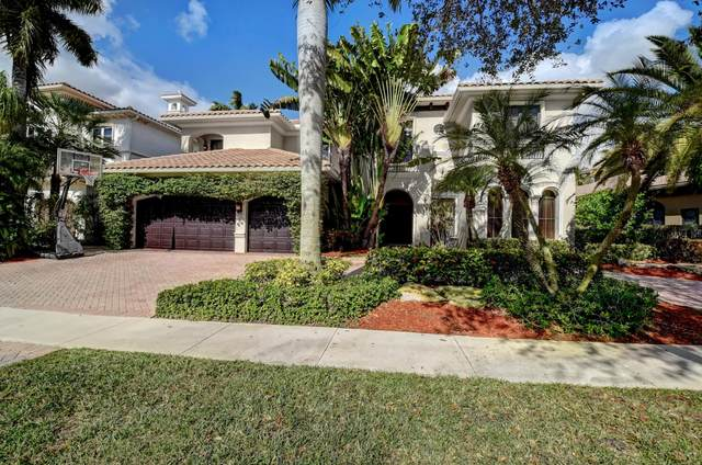 9455 Bridgebrook Drive, Boca Raton, FL 33496 (MLS #RX-10680422) :: Miami Villa Group