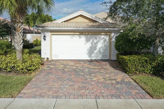 11476 SW Pembroke Drive, Port Saint Lucie, FL 34987 (MLS #RX-10680548) :: Miami Villa Group