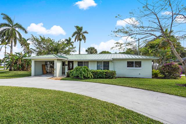 254 Greenbriar Drive, Lake Park, FL 33403 (MLS #RX-10680678) :: THE BANNON GROUP at RE/MAX CONSULTANTS REALTY I