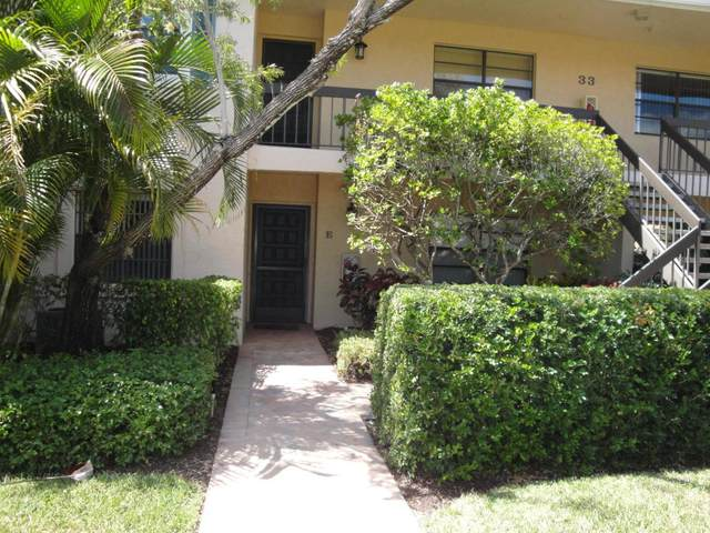 33 Southport Lane E, Boynton Beach, FL 33436 (MLS #RX-10680770) :: Berkshire Hathaway HomeServices EWM Realty