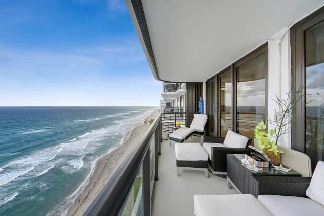 250 S Ocean Boulevard 17-F, Boca Raton, FL 33432 (#RX-10680849) :: Baron Real Estate