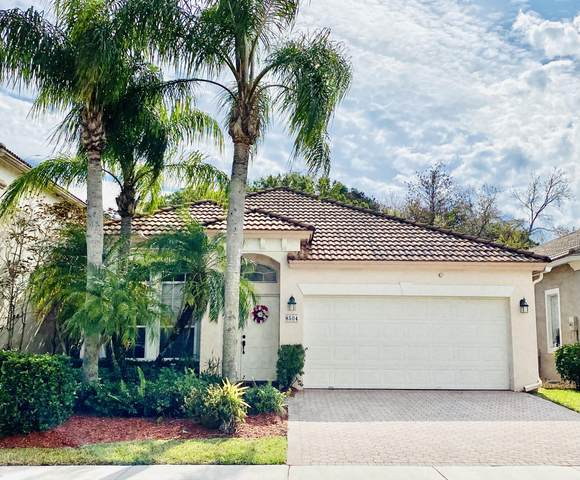 8504 Via D Oro, Boca Raton, FL 33433 (MLS #RX-10680856) :: THE BANNON GROUP at RE/MAX CONSULTANTS REALTY I