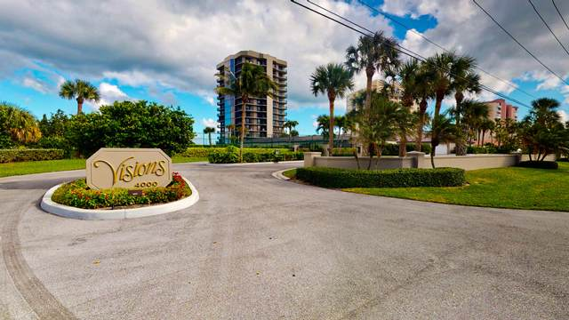 4000 N Highway A1a #202, Hutchinson Island, FL 34949 (#RX-10680918) :: Baron Real Estate