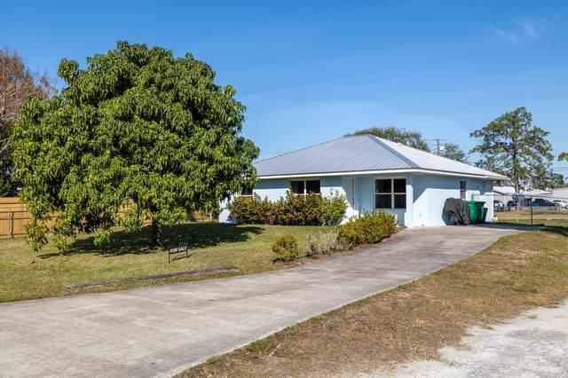 405 SE 3rd Street, Okeechobee, FL 34974 (MLS #RX-10680948) :: Berkshire Hathaway HomeServices EWM Realty