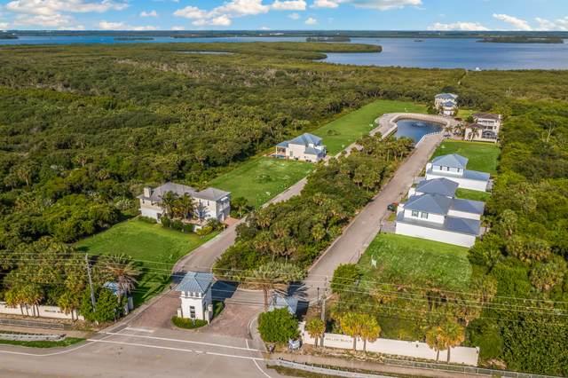 171 Ocean Estates Drive, Hutchinson Island, FL 34949 (MLS #RX-10681099) :: Castelli Real Estate Services