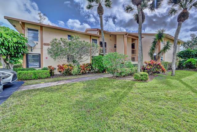 5640 Spindle Palm Court A, Delray Beach, FL 33484 (#RX-10681330) :: The Rizzuto Woodman Team