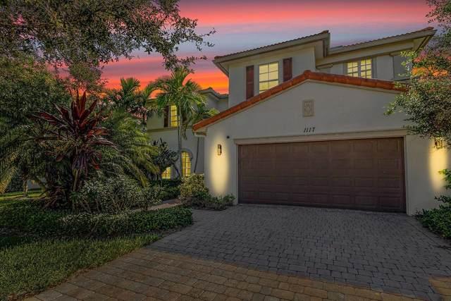 1117 Vintner Boulevard, Palm Beach Gardens, FL 33410 (MLS #RX-10681465) :: Miami Villa Group